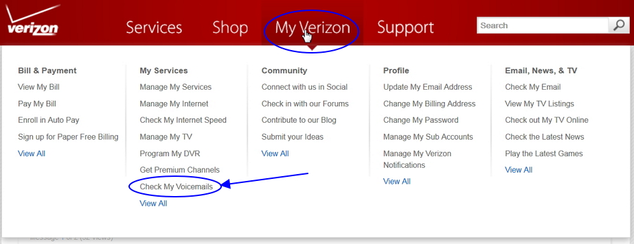 how to change your home phone number verizon