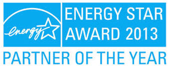 Energy Star Partner of the Year 2013 logo