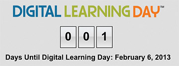 Digital Learning Day Countdown