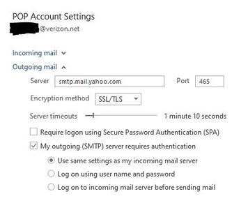SMTP for Reference