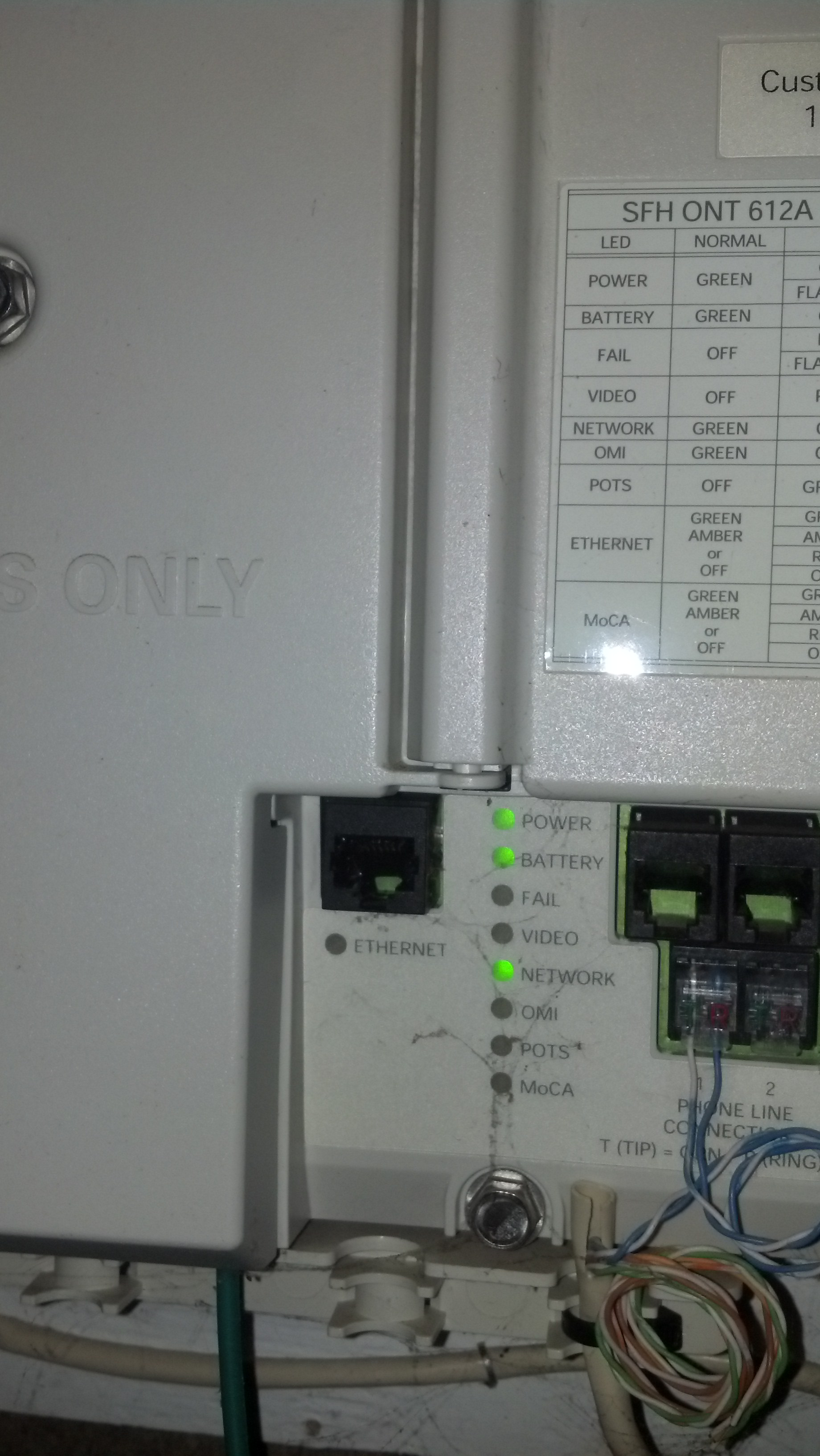Solved Verizon Box In My Furnace Room Is Beeping How To Make It 06turnoffcircuitbreakerbox