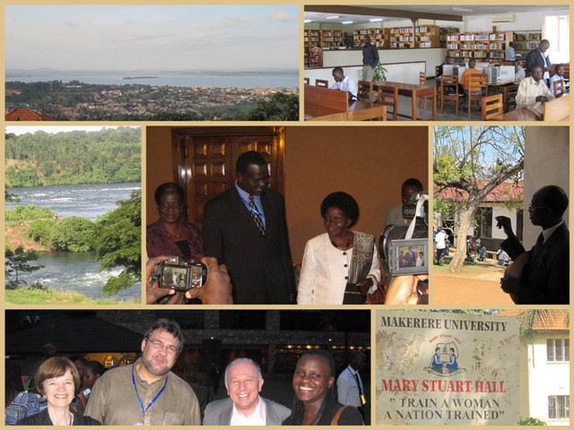 East Africa Collage