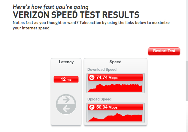 How to Increase the Speed of Verizon FIOS
