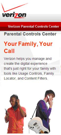 Parental Controls Center