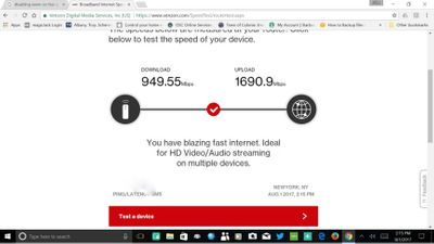 I Must be in Fios Heaven - Verizon Fios Community