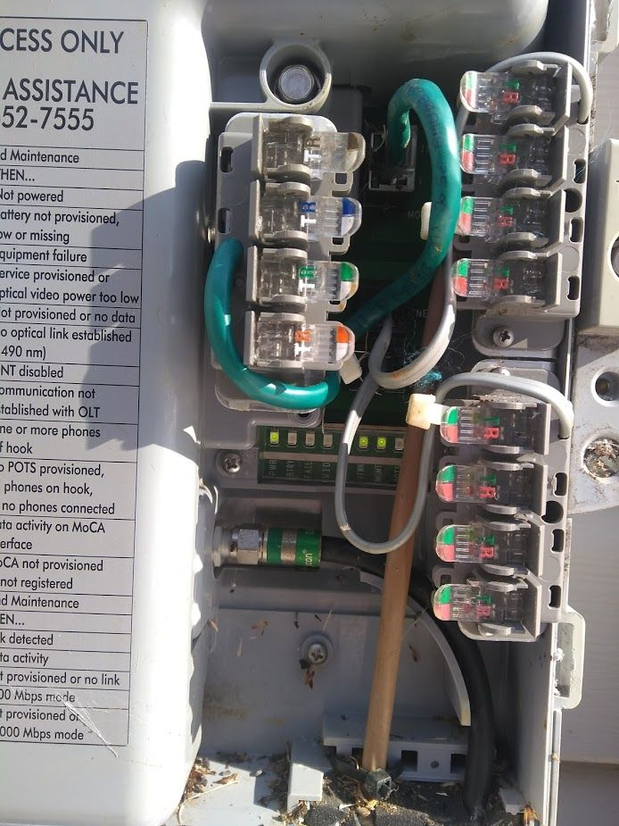 Old ONT? Switching from COAX to Ethernet still possible