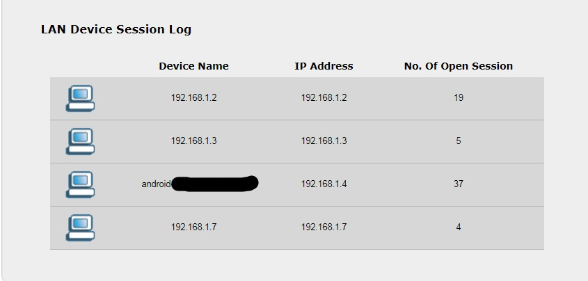Solved: Actiontec router gt784wn - how can I tell what devices are