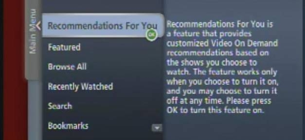 Recommendations for You